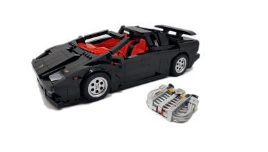 El Lamborghini Diablo Que Todos Podremos Comprarnos Autobild Es