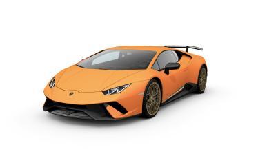 Lamborghini Peso