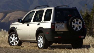Land Rover de segunda mano