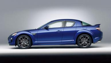 Mazda RX-8 segunda mano