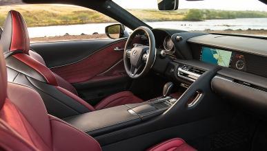 Los mejores interiores de coches en 2017
