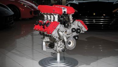Motor Ferrari 458