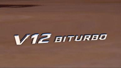 Motor V12 Mercedes-AMG
