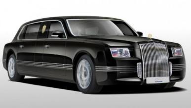 nuevo coche de Vladimir Putin