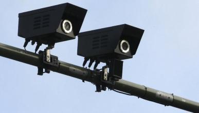 Radares de la C-32 de Barcelona