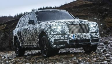 Rolls-Royce Cullinan National Geographic