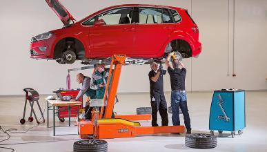 Volkswagen Sportsvan: prueba de los 100.000 km