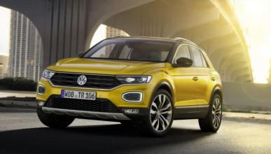 Volkswagen T-Roc VS Tiguan