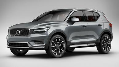 Volvo XC40 Exterior Styling Kit