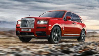 Los 3 peores rivales del Rolls-Royce Cullinan