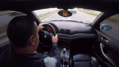 Video Si Sobrepasas Los Limites De Tu Bmw M3 Solo Puede Tener Un