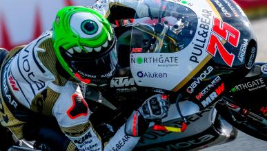 Albert Arenas gana la Carrera Moto3 Le Mans 2018