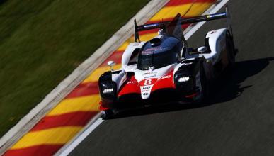 Alonso gana en el WEC Toyota