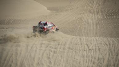 Al Attiyah en el Dakar 2018