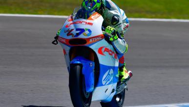 Baldasarri gana la Carrera Moto2 Jerez 2018
