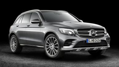 Cambio aceite Mercedes GLC