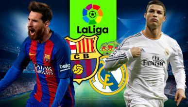 Clásico Barcelona Madrid