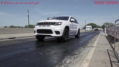 Hennessey Jeep Grand Cherokee Trackhawk