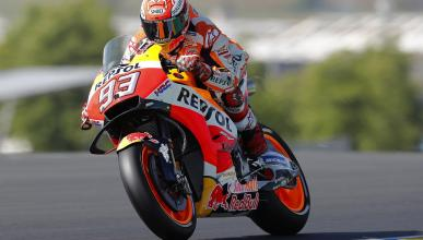 Marc Márquez gana la Carrera MotoGP Le Mans 2018
