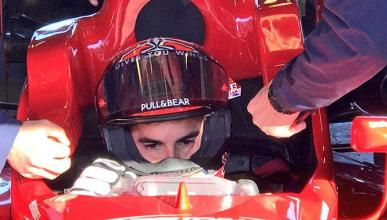 Marc Márquez realizará un test con un Red Bull de F1