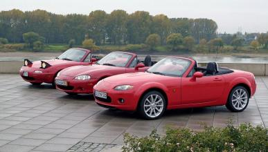 mejor generación Mazda MX-5 Miata