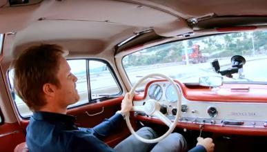 Mercedes-Benz 300 SL Gullwing Coupé