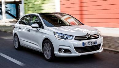 Nuevos Citroën C4 y C5