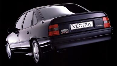 Opel Vectra Turbo