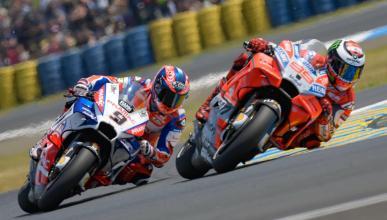 Petrucci complica la continuidad de Lorenzo en Ducati