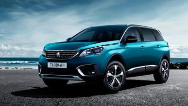 Peugeot 5008 VS Honda CR-V