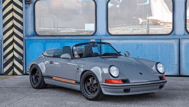 Porsche 911 Speedster by DS Motorsport