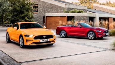 El precio del Ford Mustang 2018
