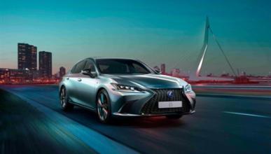 Precios nuevo Lexus ES 300h