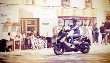 Prohibida la circulación de motos sin etiqueta con alta contaminación en Madrid