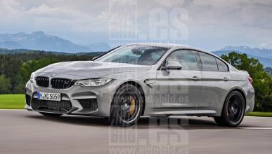 Render BMW M4 Gran Coupé