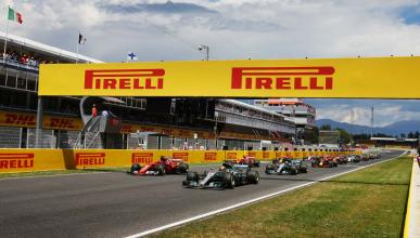 Salida GP España 2017