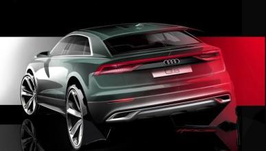 Teaser Audi Q8