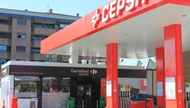 Tienda gasolinera
