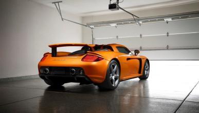Venta Porsche Carrera GT naranja