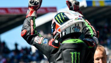 Zarco deja en evidencia a Rossi y Viñales en Le Mans