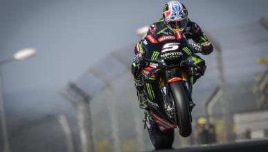 Zarco logra la pole en la Clasificación MotoGP Le Mans 2018