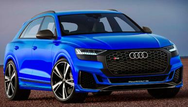 Audi RS Q8 by X-Tomi