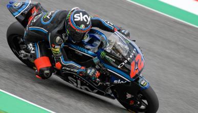 Bagnaia encabeza los Libres Moto2 Catalunya 2018