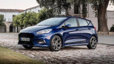 Cambios Ford Fiesta 2018