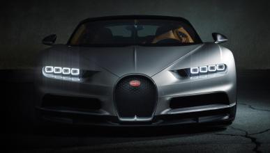 Chiron VS Veyron