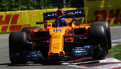 Desastre McLaren F1