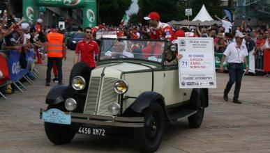 Drivers Parade 24 H de Le Mans 2018