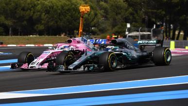 GP Francia F1 2018