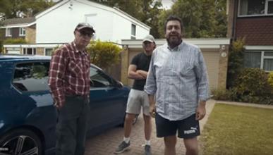 Un hombre de 75 años incrementa hasta el doble la potencia de su VW Golf R