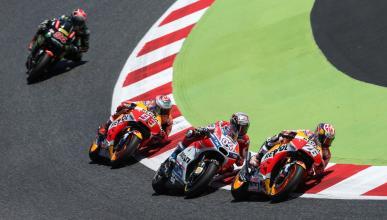 Horarios MotoGP Catalunya 2018